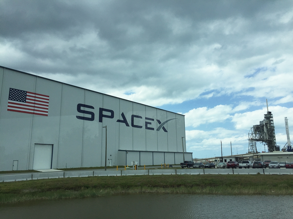 SpaceX at KSC